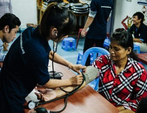 Medical Services Provided by VE Global Affiliate, Empowering Youth Cambodia