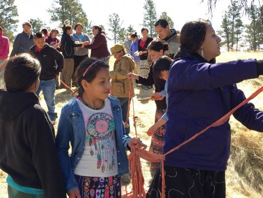 Tiyospaye Sakowin Education Center to host three native youth healing camps on Pine Ridge this summer.