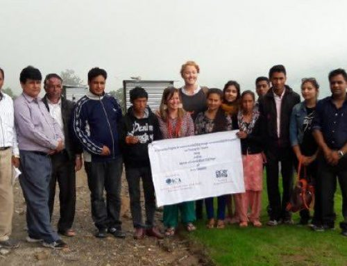 Village Earth Global Affiliate, ICA Nepal, in headway of Social Entrepreneurship