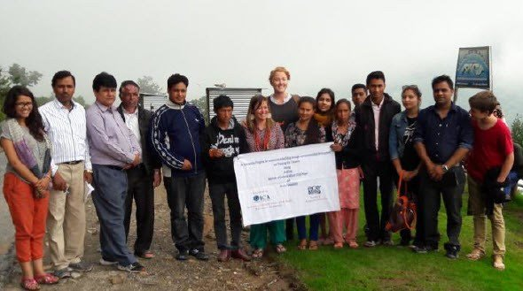 Village Earth Global Affiliate, ICA Nepal, in headway of Social Entrepreneurship