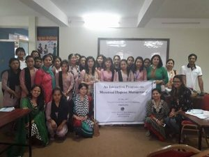 VE Affiliate, ICA-NEPAL Promoting Menstrual Hygiene with Women and Girls in Nepal
