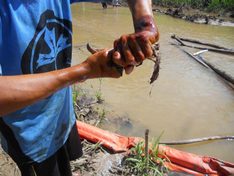 2011 July Oil Spill