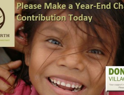 Help Village Earth Raise $45,000 for Grassroots Organizations Around the Globe