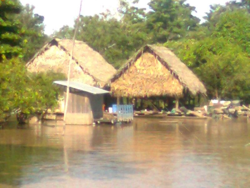 Lower Ucayali Flooding