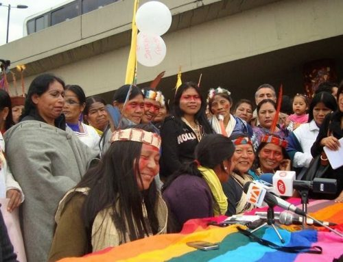 Indigenous Women's March a Success and New Developments for Maloca