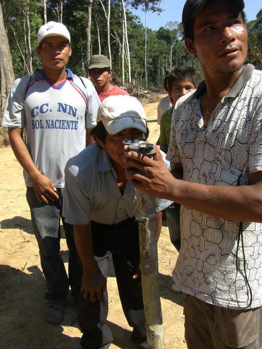 Peru Land Demarcation Training