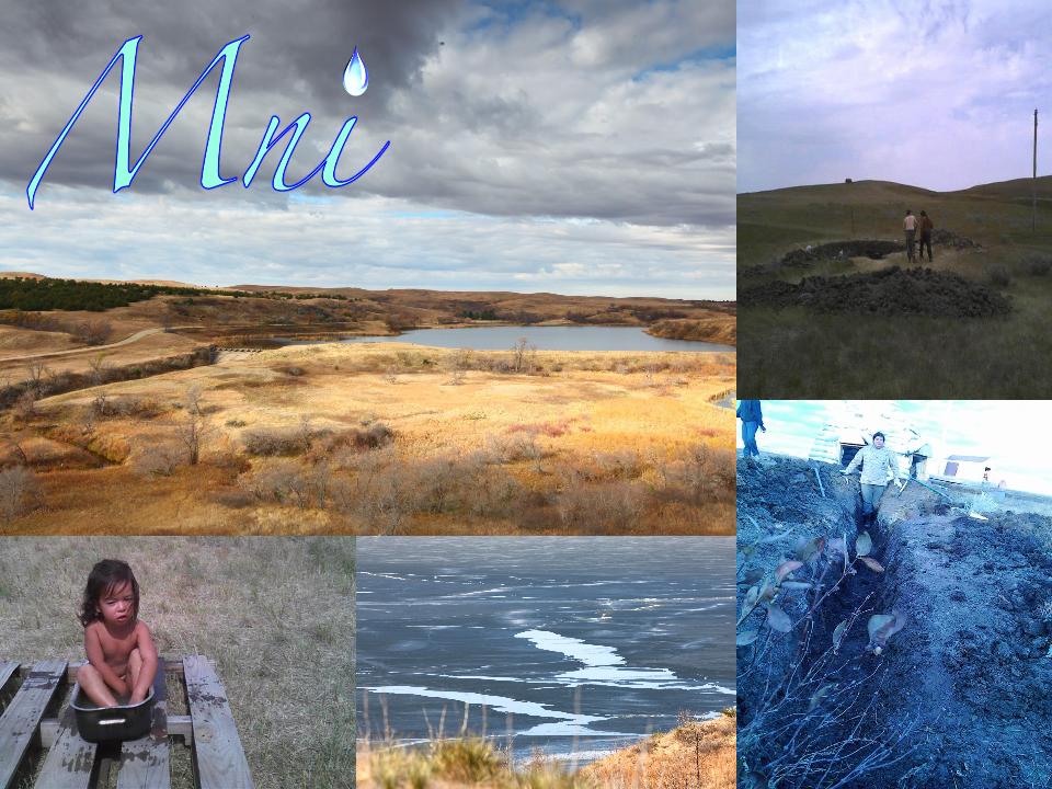 Mni Cheyenne River Reservation