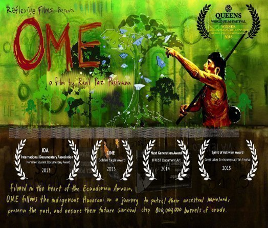 "Join us for screening of Village Earth produced documentary ""Ome"" May 6th at Lyric Cinema in Fort Collins, CO"